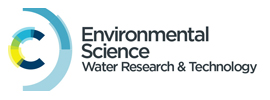 Royal Society of Chemistry - Environmental Science: Water Research & Technology
